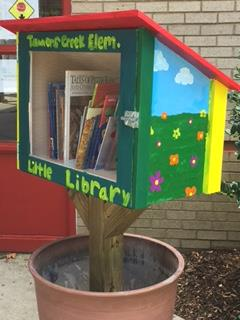 little free library pic