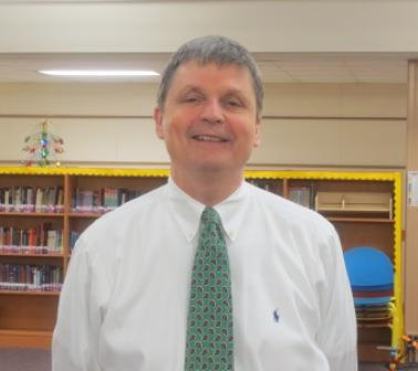 Dr. Tom McAnulty, Principal
