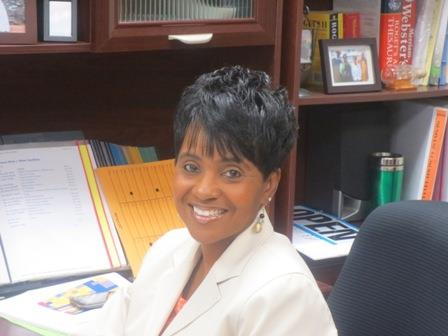 Mrs. Pam Smith, Office Manager